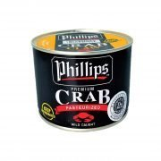 Frozen Indonesia Blue Swimming Crab Claw Meat 454g Phillips
