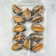 Frozen Shellfish China Abalone In Shell 40 50gm 500g Packed