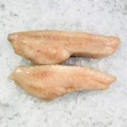 Frozen Usa Yellowtail Rockfish Fillet Skin On Boneless 170g 220g 2pc Meat