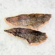 Frozen Usa Yellowtail Rockfish Fillet Skin On Boneless 170g 220g 2pc Skin