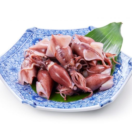Air Flown Fresh Japan Boiled Firefly Squid Hotaru‐ika Dish