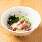 Air Flown Fresh Japan Boiled Firefly Squid Hotaru‐ika Sunomono