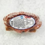 Frozen Ireland Brown Crab Whole Cooked 800 1000g Pack