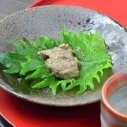 Air Flown Japan Kanimiso Crab Paste Miso Plate